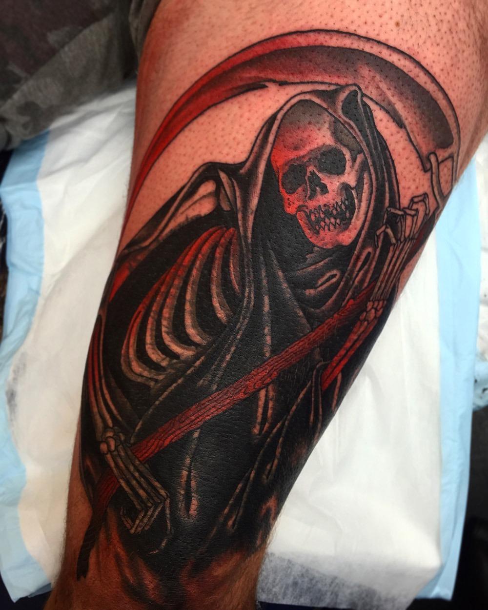 Ryan Ussher - Reaper