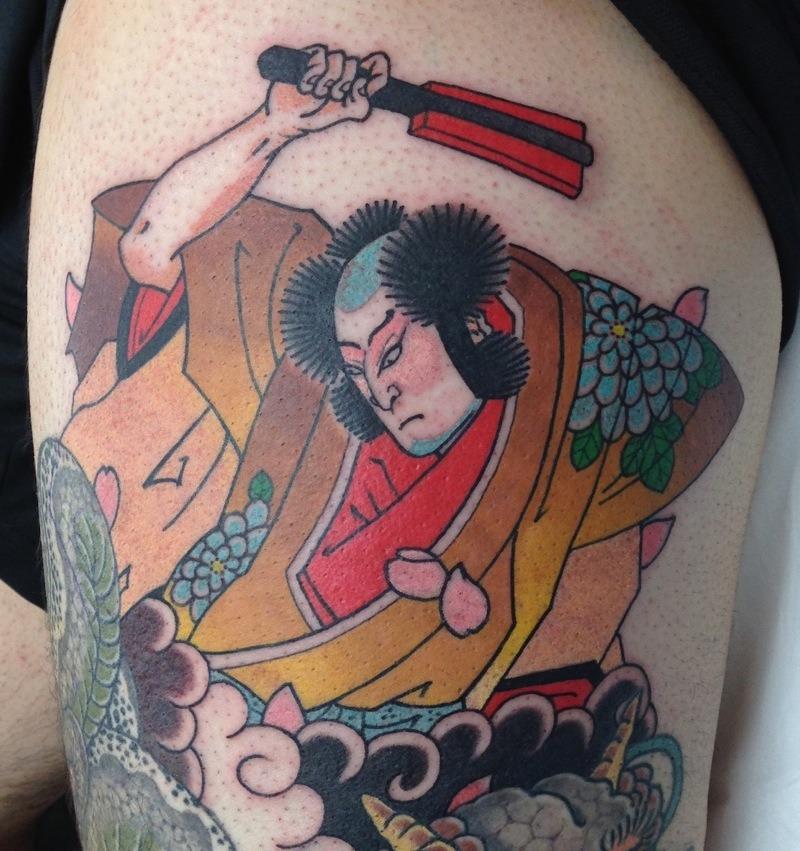 Brett Hayes - Enku Samurai